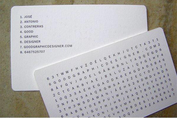 Самые интересные визитные карточки (29 фото)
